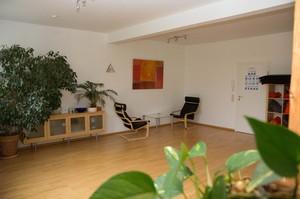 Praxis Bertram, Sprechzimmer Psychotherapie, Traumatherapie Braunschweig